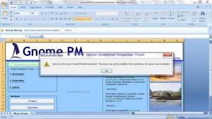 Setting Macro Security Pada Aplikasi Gnome MS Excel 2007 3