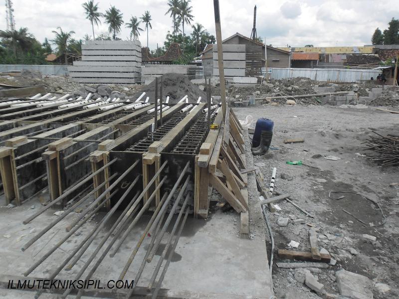 Metode pelaksanaan beton pracetak