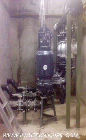 Pump Sump Pit