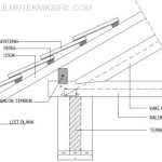 Struktur Atap Sederhana