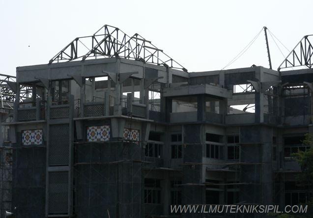 Pembangunan UIN Sunan Kalijaga Yogyakarta