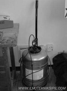 Pompa Air Untuk Pengujian Core Drill