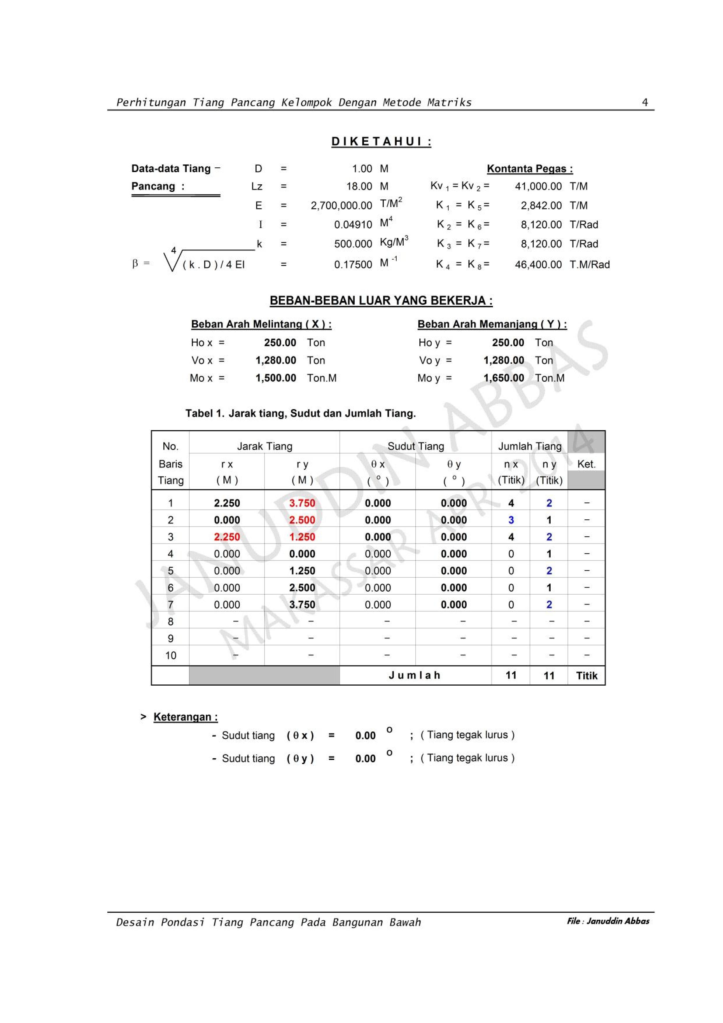 Perh. T. Pancang Dgn. Metode Matrix_006