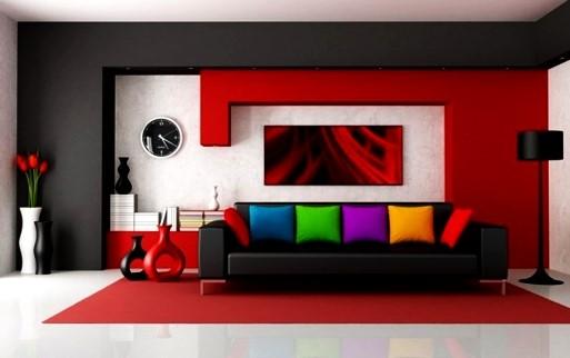 4700 Koleksi Gambar Rumah Cat Warna Hitam HD Terbaik