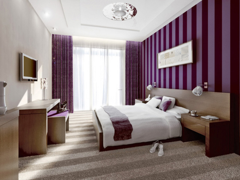 bedroom color combinations, bedroom, color combinations, colorful design
