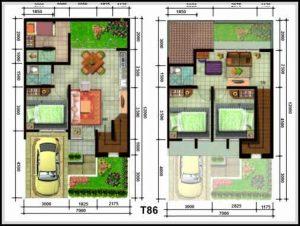 desain rumah minimalis 10