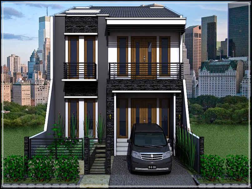konsep desain rumah minimalis 1 lantai sederhana