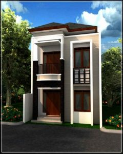 bentuk rumah minimalis 11