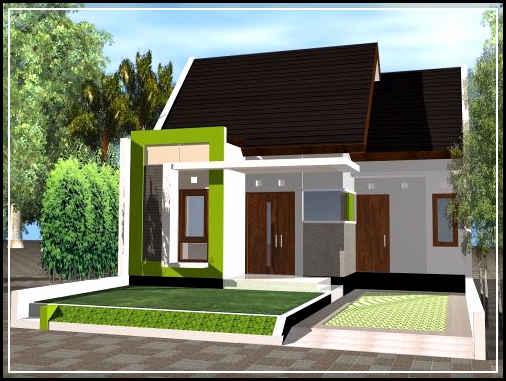 bentuk rumah minimalis-14