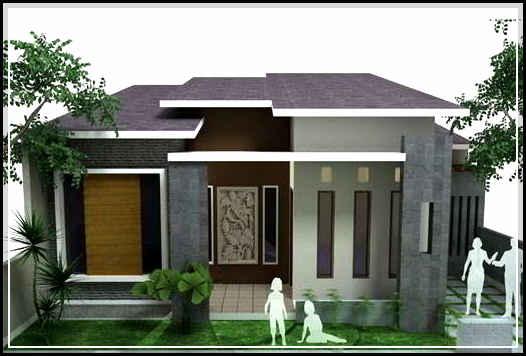 bentuk rumah minimalis-22