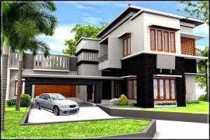 desain rumah mewah 10