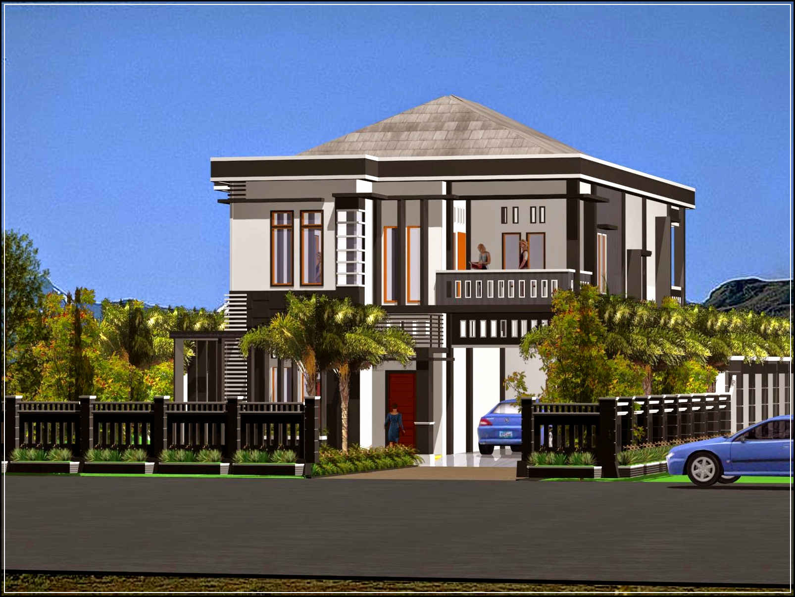 desain rumah mewah-27