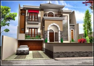 desain rumah mewah 32