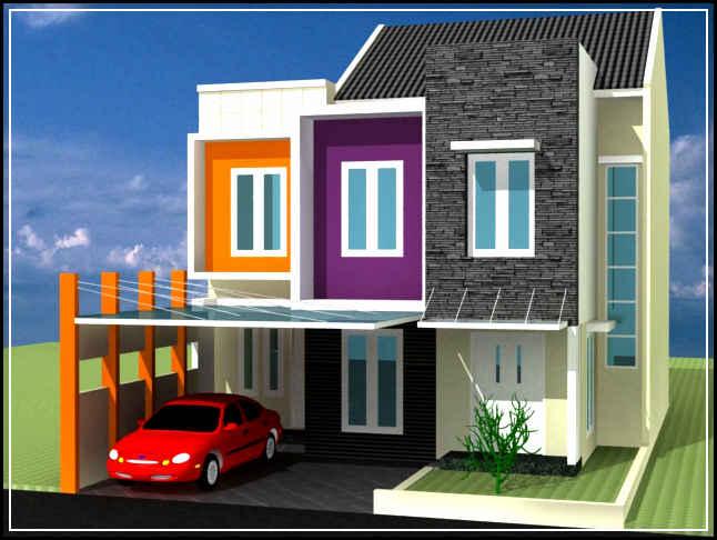 desain rumah minimalis modern-01