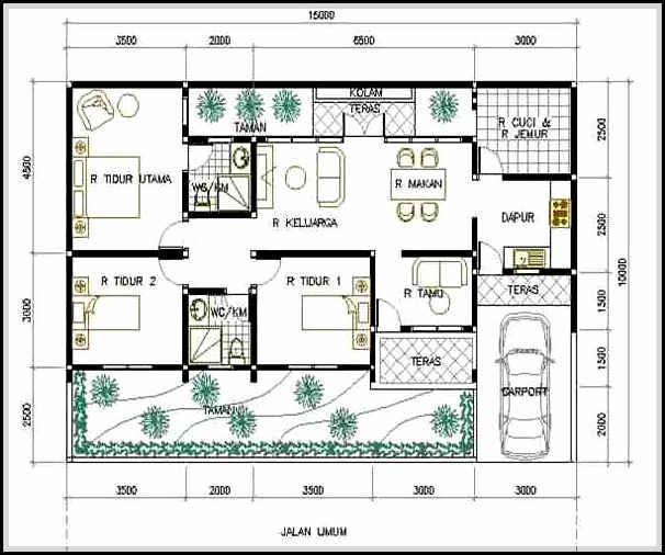 desain rumah minimalis modern-05