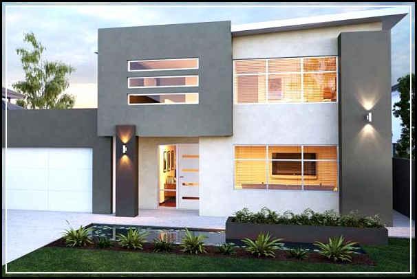 desain rumah minimalis modern-19
