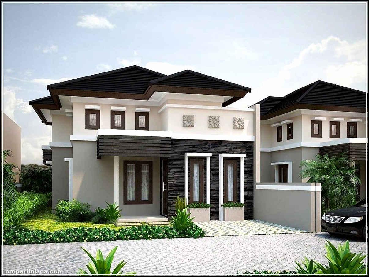 desain rumah minimalis modern-34