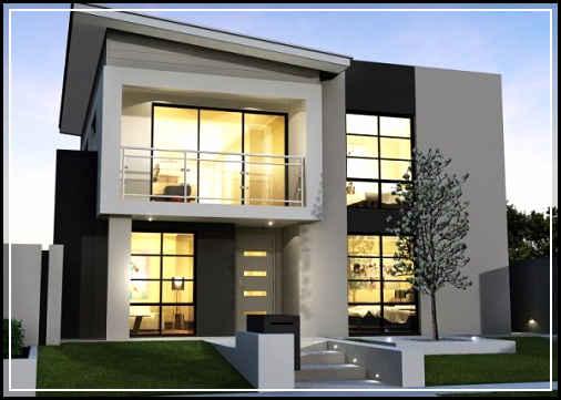 desain rumah minimalis modern-37