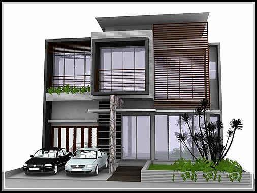 desain rumah modern-06