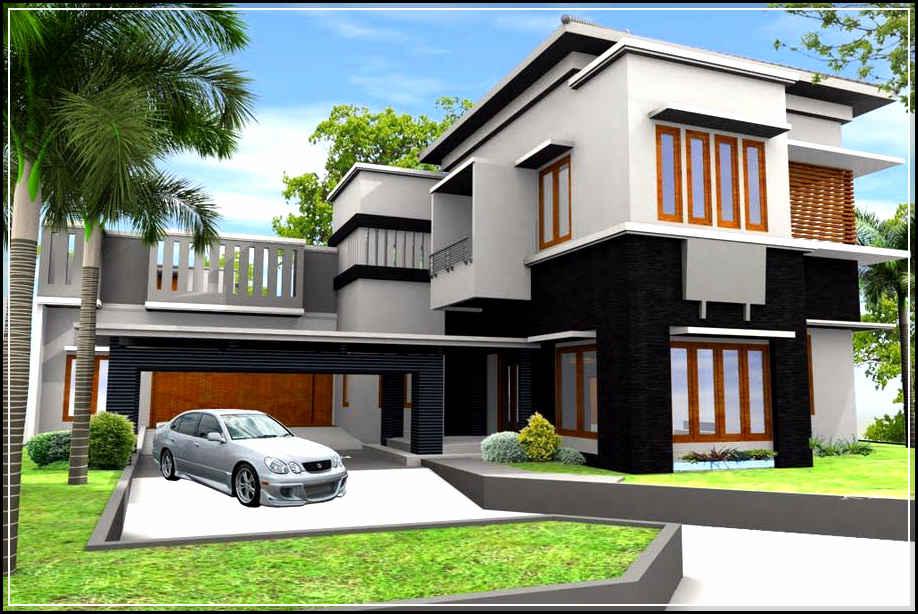 desain rumah modern-34