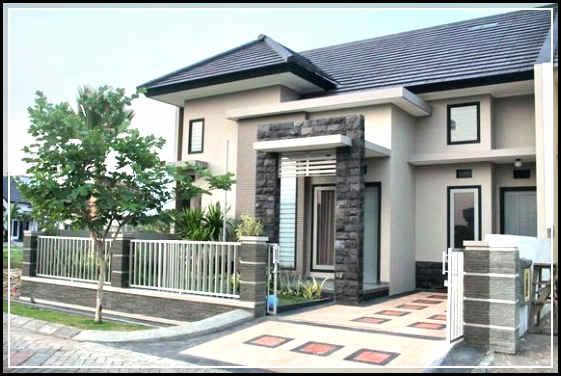 desain rumah modern-36