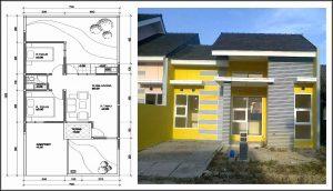 desain rumah sederhana 12