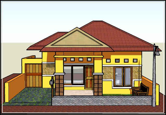 desain rumah sederhana-17