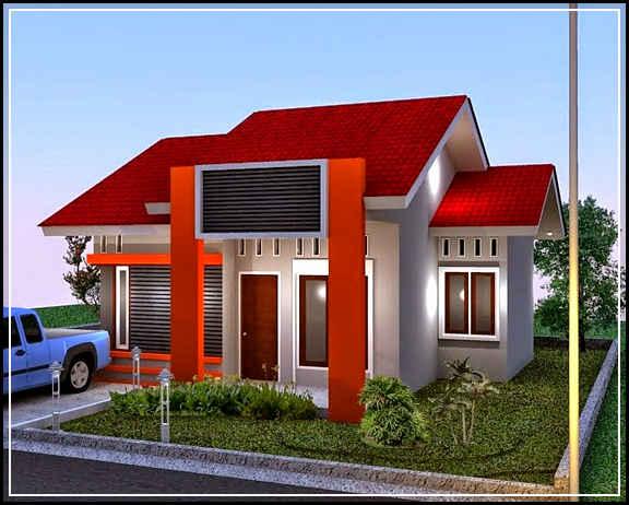 desain rumah sederhana-30