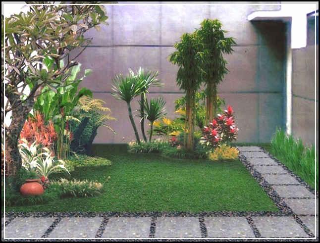 taman minimalis depan rumah-17