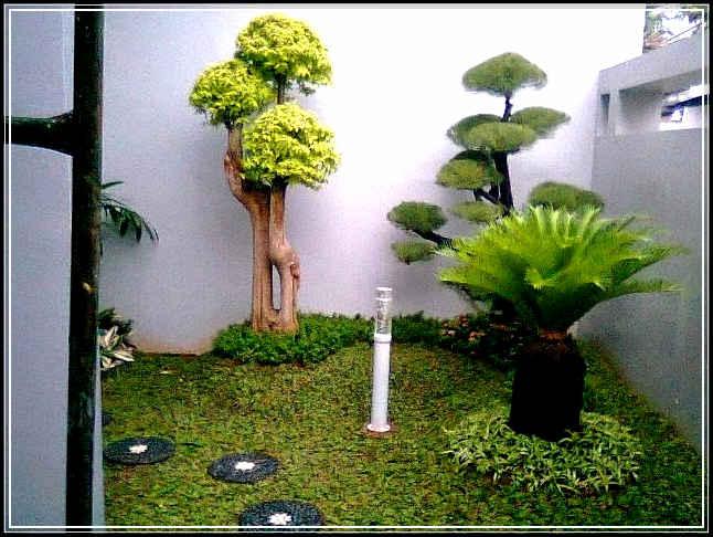 Taman Minimalis Depan Rumah Yang Indah Ilmutekniksipil Com