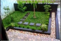 taman rumah minimalis 01