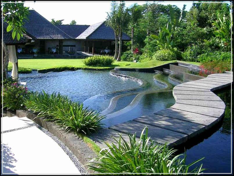 taman rumah minimalis-14