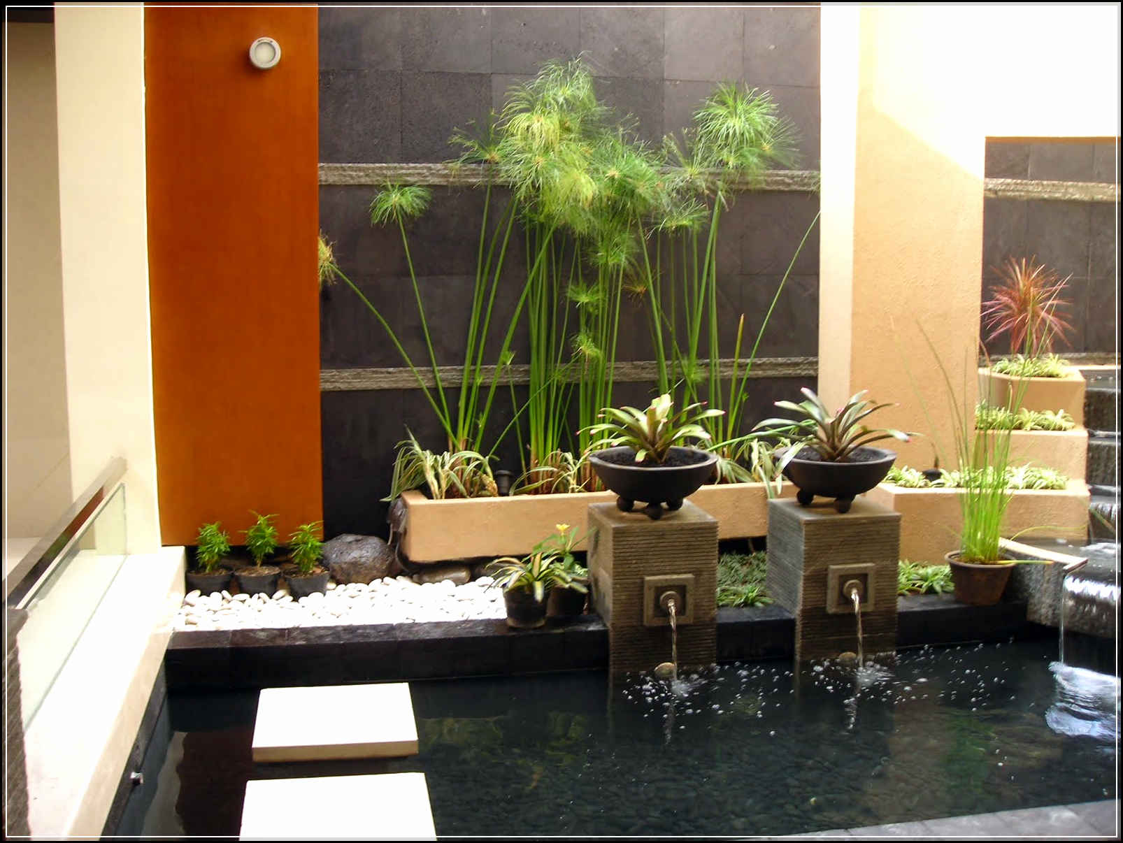 taman rumah minimalis-20