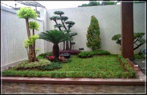 taman rumah minimalis 36