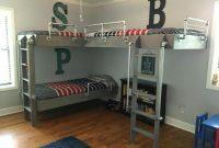kamar tidur bersama untuk laki laki 2 bunk beds