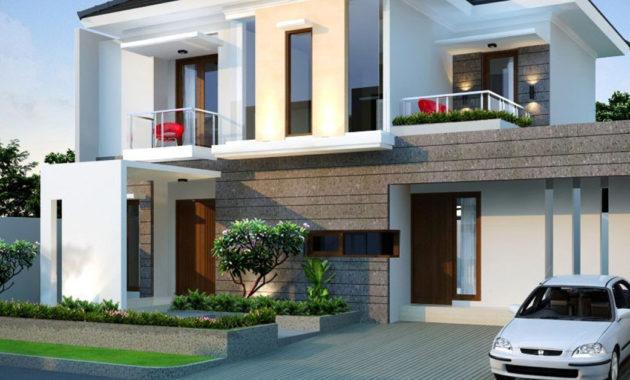 880 Gambar Model Rumah Bagian Depan Terbaru