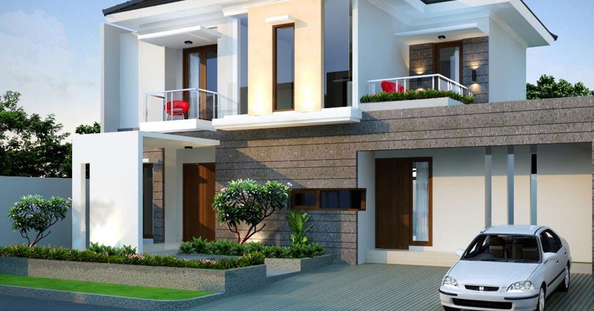 Contoh Rumah Minimalis yang Akan Populer di Beberapa Tahun ke Depan