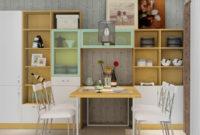 Daftar Perabotan Rumah Tangga Paling Penting untuk Ruang Makan Minimalis