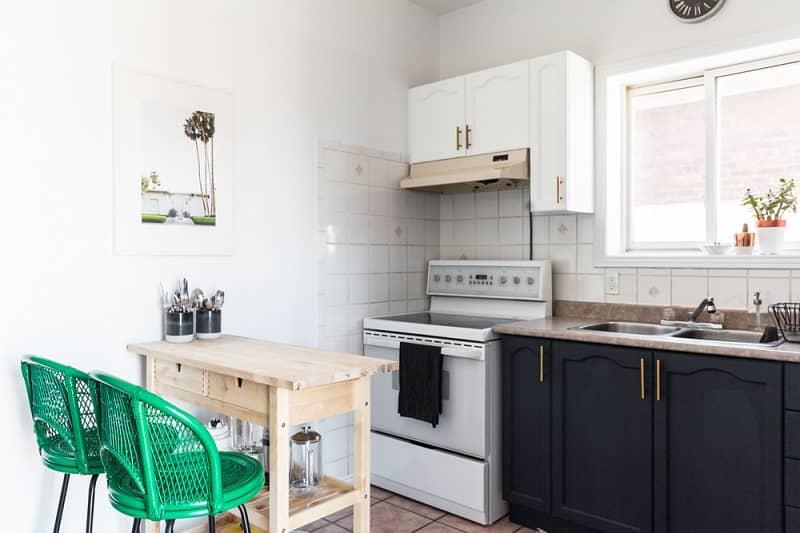 Contoh Dapur Sederhana Hemat Budget untuk Rumah Minimalis hgtv.ca